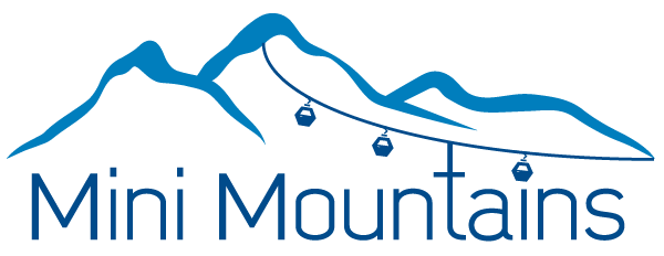 Mini Mountains - Scale Model Ski Lifts & Gondolas