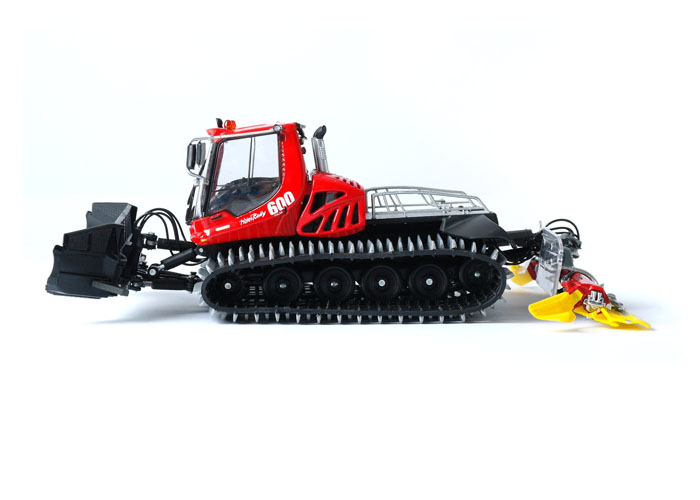 PistenBully | Mini Mountains - Scale Model Ski Lifts & Gondolas